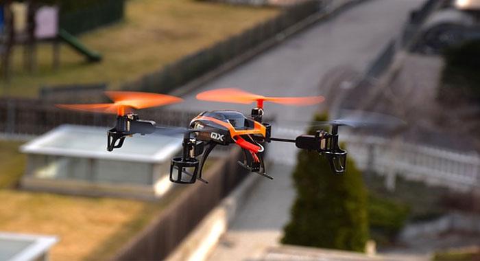 utilizacion drones para uso de la industria y revision de seguridad
